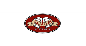 Salute Sports Grill logo