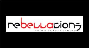 Rebellations Hair & Beauty Studio logo