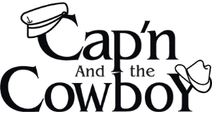 Cap'n and The Cowboy logo
