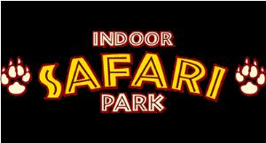 Indoor Safari Park logo