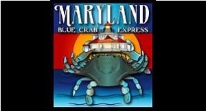 Maryland Blue Crab Express logo