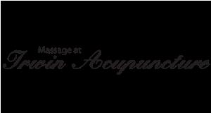 Massage at Irwin Acupunture logo