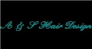 A & S Hair Design logo