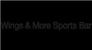 Wings & More Sports Bar logo