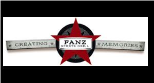 Fanz Sports Grill logo
