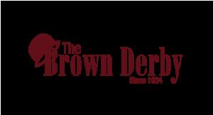 Brown Derby Restaurant logo