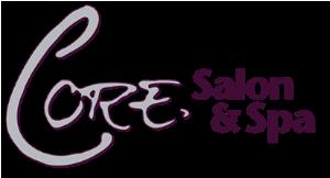 Core Salon & Spa logo