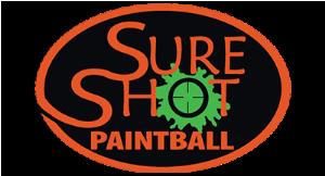 Sure Shot Paintball logo