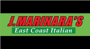 J Marinara's East Coast Italian logo