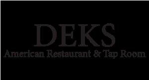 Deks American Restaurant & Tap Room logo