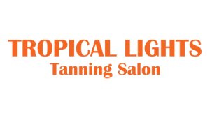 Tropical Lights Tanning Salon logo