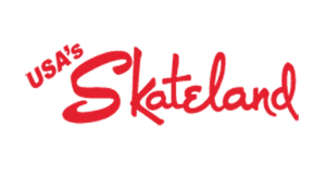 USA's Skateland logo