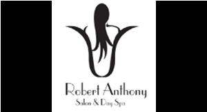 Robert Anthony Salon & Day Spa logo