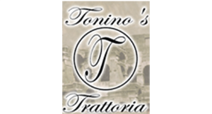 Tonino's Trattoria logo