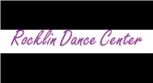 Rocklin Dance Center logo