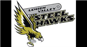 Lehigh Valley Steelhawks logo