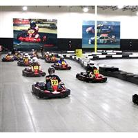 $25 For 2 Go-Kart Races & A 1-Year Membership (Reg. $50)