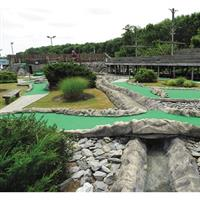 $10 For $20 Worth Of Mini Golf