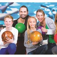 Image of $20 For 1 Hour Of Bowling & Shoe Rental For 4 People (Reg. $40)