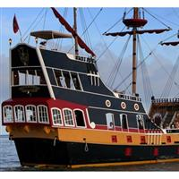 $34.95 for Two Admissions for The Treasure Hunt on The Black Raven Pirate Ship (Reg $69.90) 174883