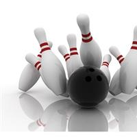 Image of $20 For 90 Minutes Of Bowling For Up To 5 People Including Shoe Rental (Reg. $40)
