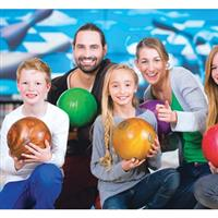 Image of $35 For A 1-Hour Bowling Package Including Shoe Rentals For 6 People (Reg. $70)