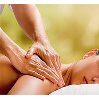Image of $50 For A 60 Minute Full Body Acupressure Wellness Massage With Therapeutic Consultation, Hot Stone & Aromatherapy (Reg, $100)