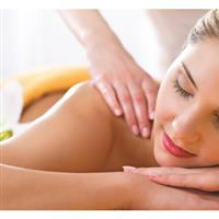 Image of $35 For A Full Therapeutic Massage Or Hydrating Body Wrap Or Vitamin C Facial (Reg. $70)