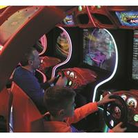 Image of $20 For A Play Package With 2-Hour Unlimited Video Game Card, 1 Game Of Bowling & 1 Ride on 3D Simulator (Reg. $41.90)