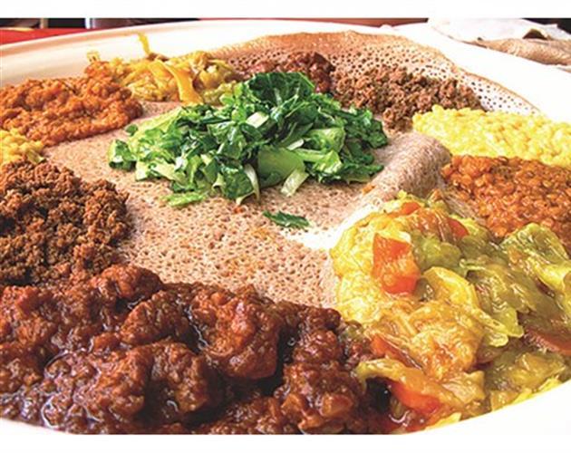 Mesob Cafe - $15 For $30 Worth Of Ethiopian Cuisine