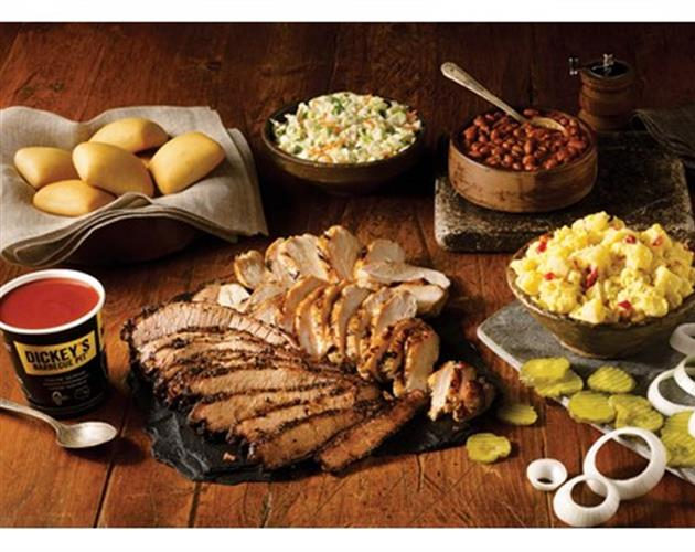 Dickey's Barbecue Pit - $15 For $30 Worth Of Slow-Smoked Barbecue & More