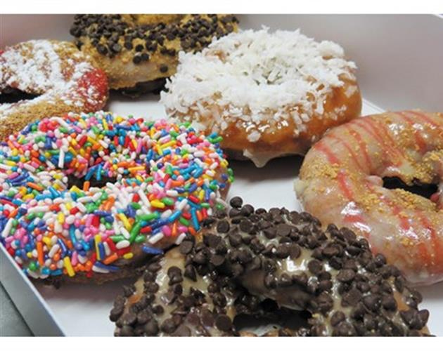 Fractured Prune - $10 For $20 Worth Of Doughnuts, Coffee & More