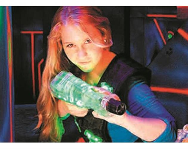 Ultrazone - $12.50 For 1 Admission To Play All-Day Laser Tag (Reg. $24.99)