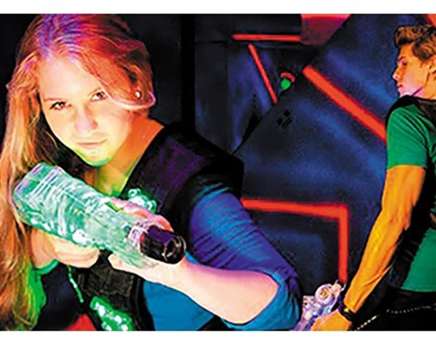 Ultrazone Sterling Park - $15 For 1 Laser Tag VIP All Day Pass (Reg. $29.99)