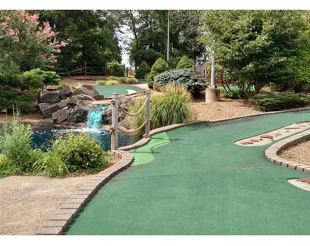 Broad Run Golf & Practice Facility - $14 For Mini Golf Package For 4 (Reg. $28)